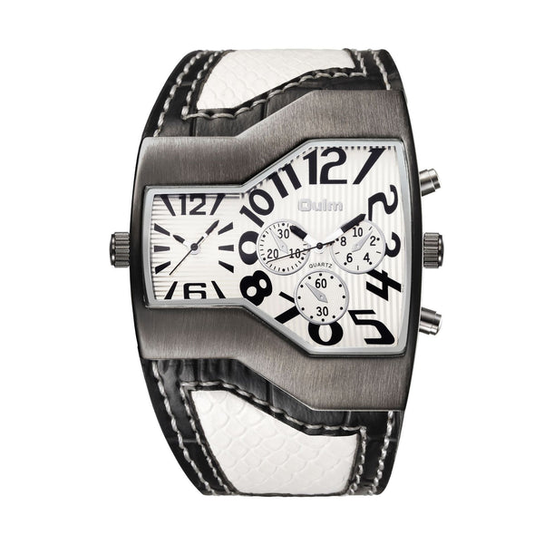 Trendinggate.com White oulmEurope radium watch manufacturer watches wholesale personalized men's watches two times trend men's watches 1220 pop