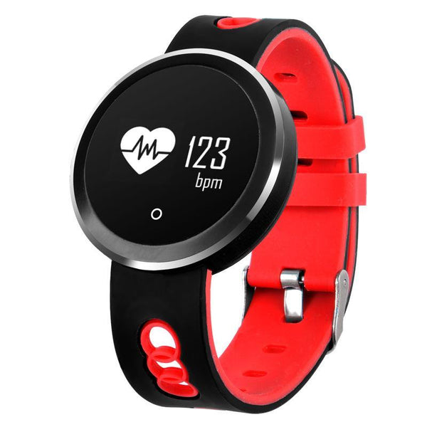 Trendinggate.com Wearable Technology red Q7 exercise Smart waterproof bracelet