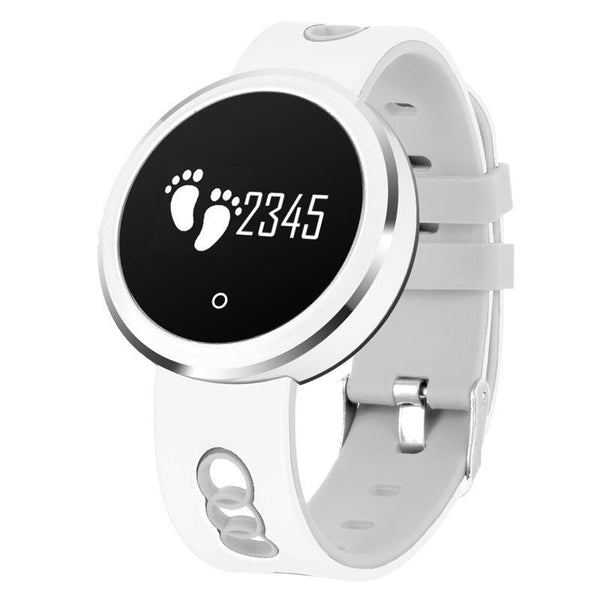 Trendinggate.com Wearable Technology White Q7 exercise Smart waterproof bracelet