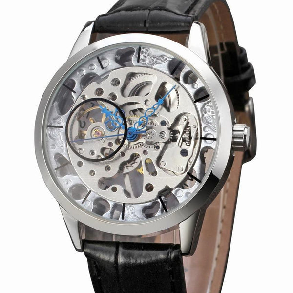 Trendinggate.com Men's Watches Silver surface T-WINNER elegant sophisticated watch