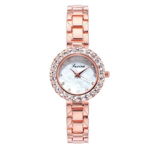 Trendinggate.com Taobao new authentic atmosphere fashion watches women's trend simple casual ladies watches Fasina explosions on behalf of the hair