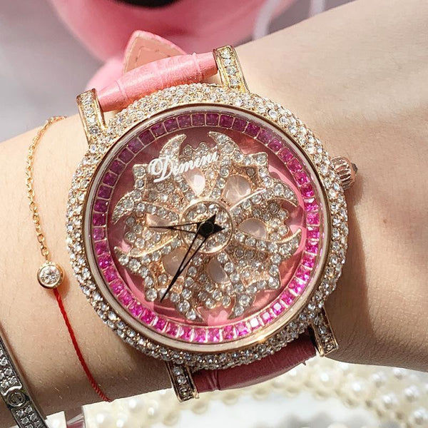 Trendinggate.com Timmy's Fashion Turn Watches Shake Tones Hot Selling AliExpress Watches women watches