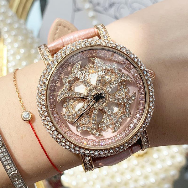Trendinggate.com Pink Timmy's Fashion Turn Watches Shake Tones Hot Selling AliExpress Watches women watches