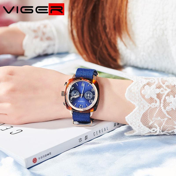 Trendinggate.com vigerWagner Zhou Dongyu stars with fashion watches ladies shake sonic boom ladies watch