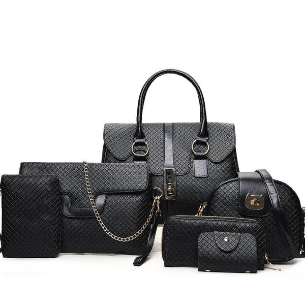 Trendinggate.com Black women bagsSix sets of mother-and-child bags