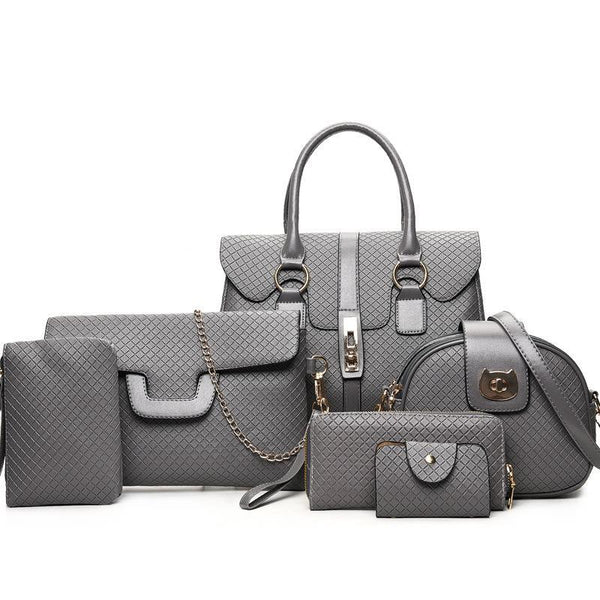 Trendinggate.com gray women bagsSix sets of mother-and-child bags