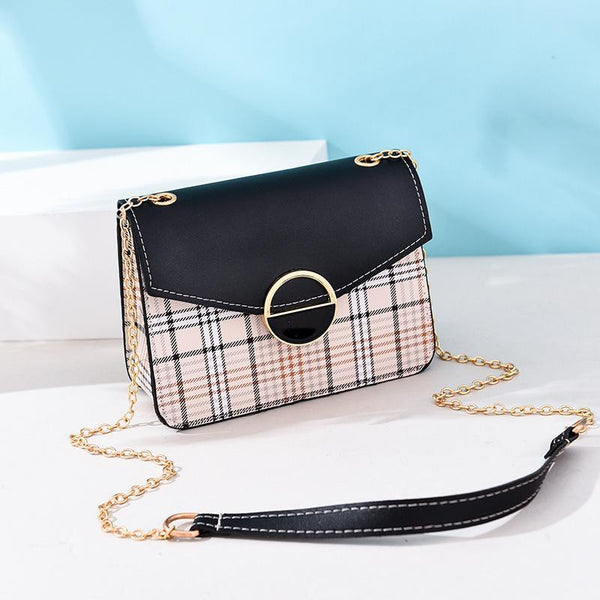 Trendinggate.com 1black (colour) Women's bags 2019 Korean fashion summer new women's bags fresh Joker handbag shoulder Messenger bag