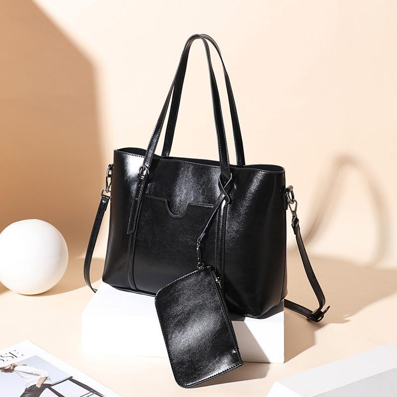 Trendinggate.com Women's Single Shoulder Leaning Bag Spring Brand Women's Bag Premium Leather European and American Style Agents Join