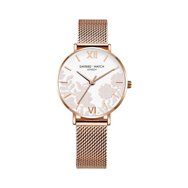 Trendinggate.com Z.G.TWatch Lady Bees Wrist Garden Series Chatter with Light Luxury French Ladies Watch