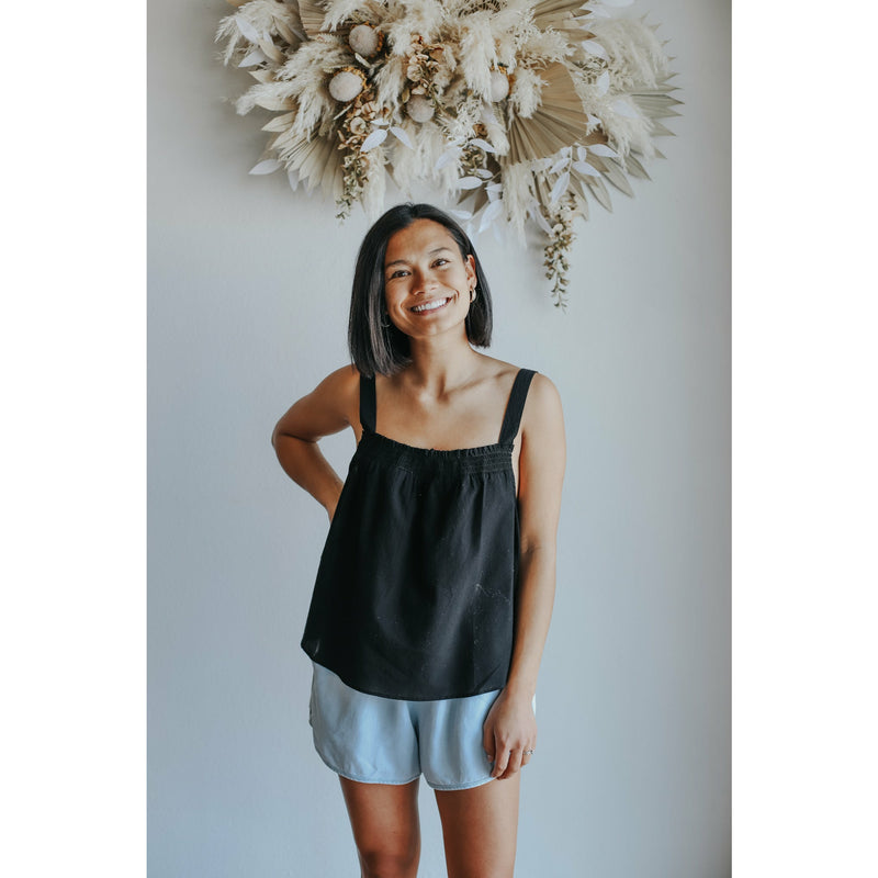 Chicago Top - Grey