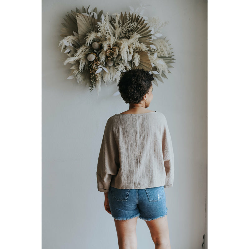 Maybell Sweater- Cream