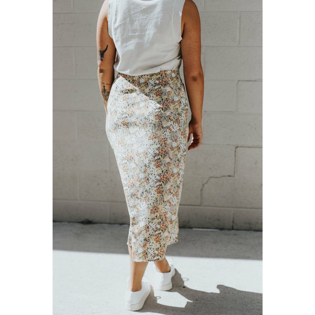 Eleanor Dress Rust