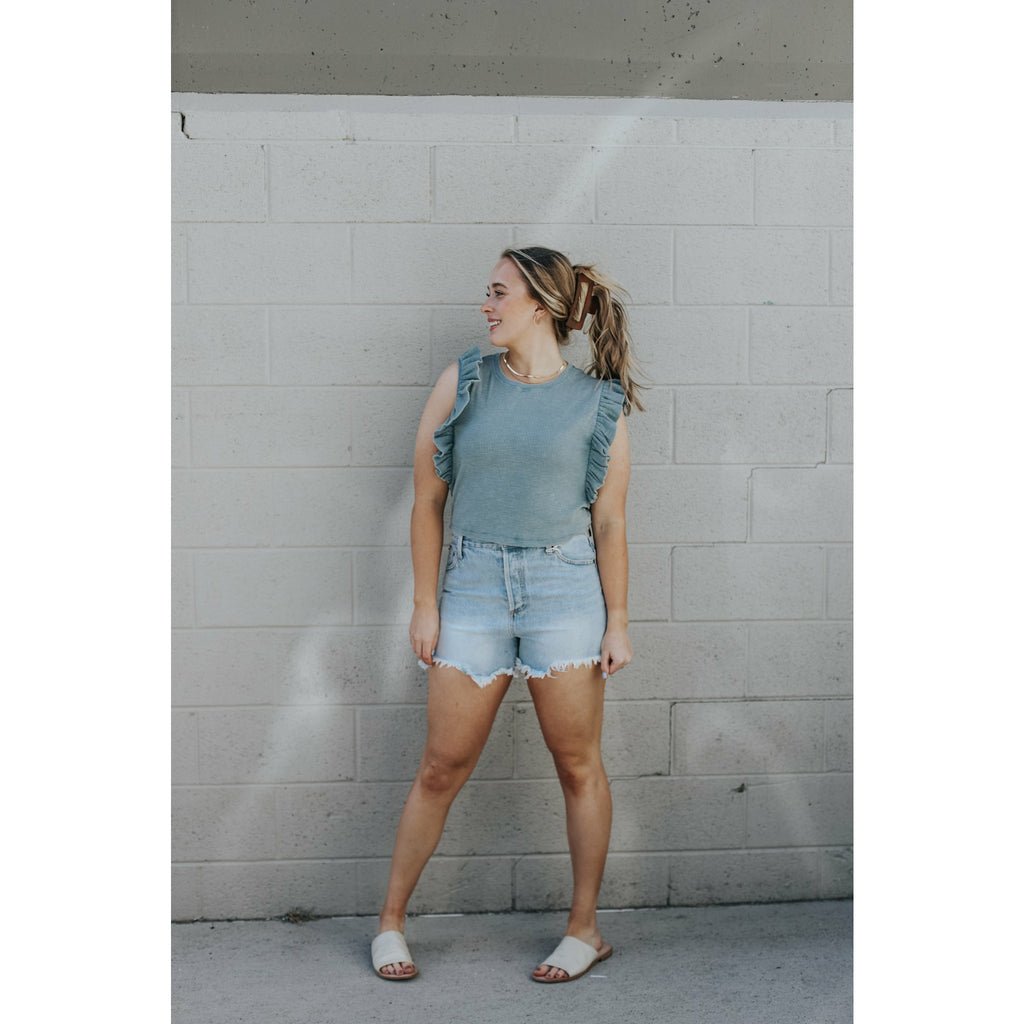 Evora Jumpsuit - White