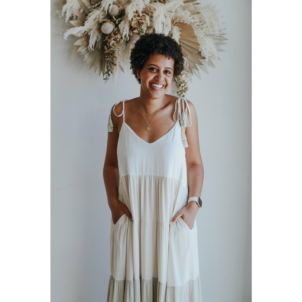 Santi Romper- Midnight