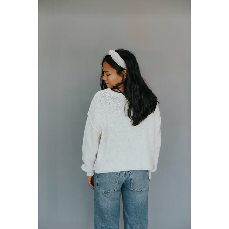 Maybell Sweater- Gold