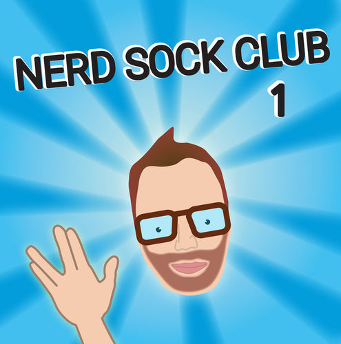 Nerd Sock Club 1 Month