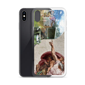 iPhone Case Michelangelo