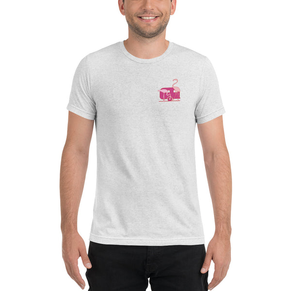 Flamingo Patch Airstream Short Sleeve T-shirt