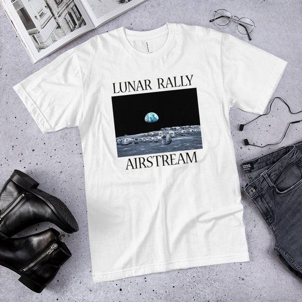 Lunar Airstream Rally Short-Sleeve T-Shirt