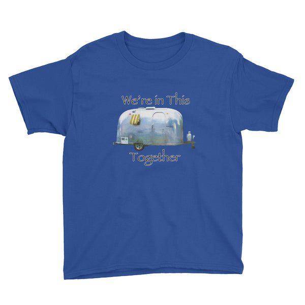 We're in This Together Youth Short Sleeve T-Shirt