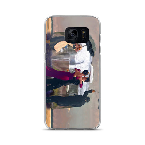 Samsung Case, Dancing in the Rain