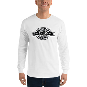 Airstream Addicts Light Color Long Sleeve T-Shirt