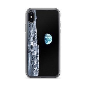 Lunar Airstream Rally iPhone Case