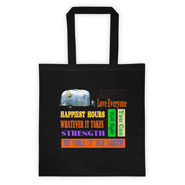 Airstream Inspirational Tote bag