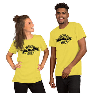 Airstream Addicts Light Color Short-Sleeve Unisex T-Shirt