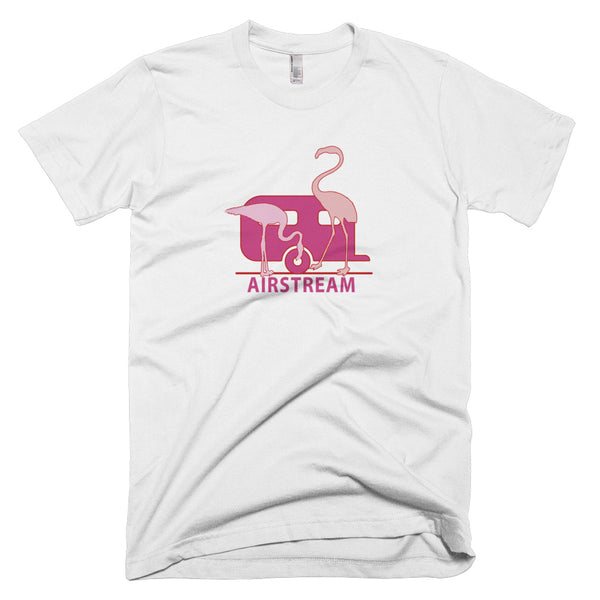 Flamingo Airstream Short-Sleeve T-Shirt