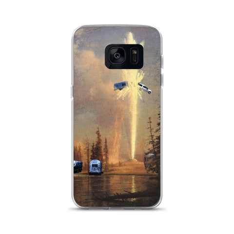 Samsung Case Yellowstone