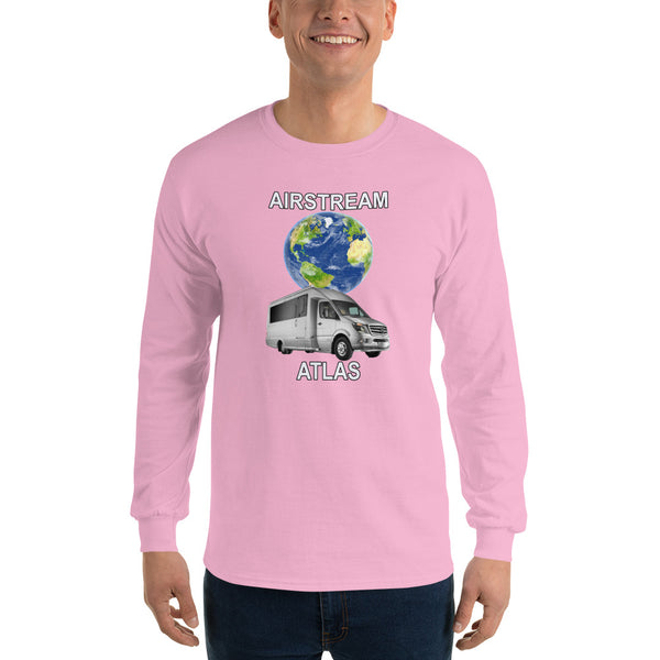 Atlas Airstream Long Sleeve T-Shirt