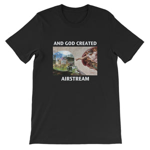 Sistine Chapel Short-Sleeve Unisex T-Shirt