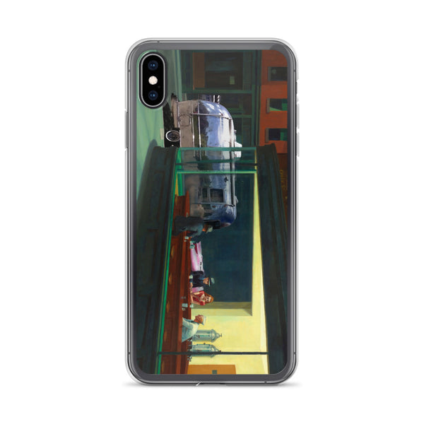 iPhone Case Nighthawks Hopper