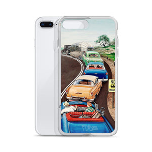 No Airstream Passing iPhone Case