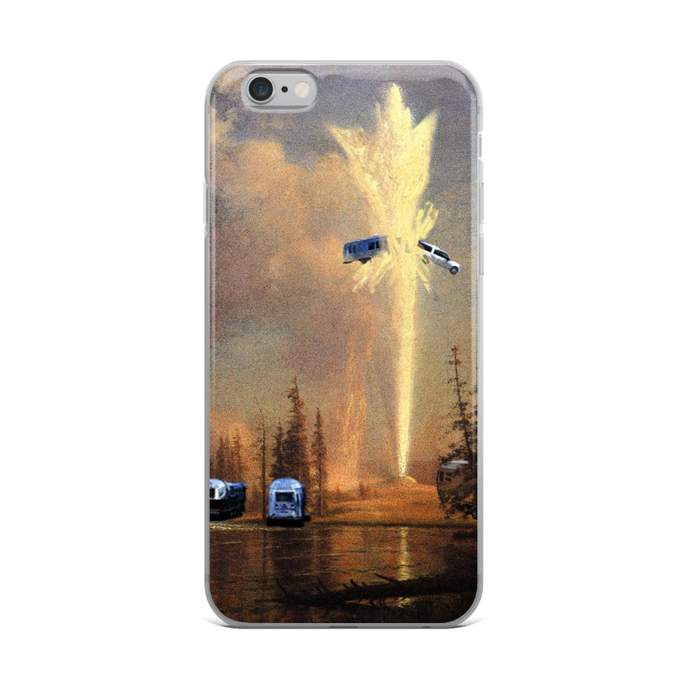 iPhone Case, Yellowstone