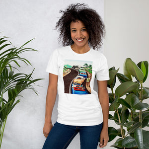 No Airstream Passing Short-Sleeve Unisex T-Shirt