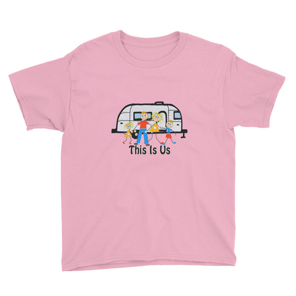 This Is Us Youth Short Sleeve T-Shirt