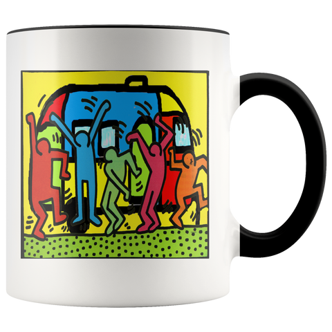 Haring Airstream Mugs