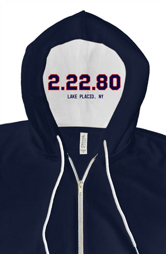 USA Miracle Lined Hoodie