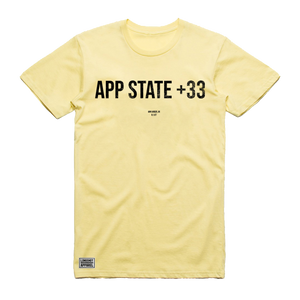 App State +33