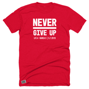 LFC NEVER GIVE UP