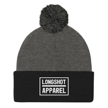 Load image into Gallery viewer, Longshot Embroidered Pom Cap