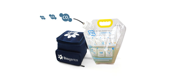 BG-CO2 Generator Starter Kit: CO2 production with an optimised yeast formulation