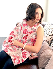 Load image into Gallery viewer, Udder Covers® Natalie Nursing Cover - Melon Bellies
