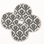 Damask Breast Pads - Melon Bellies