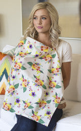 Udder Covers® Charlotte Nursing Cover - Melon Bellies