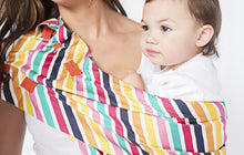 Load image into Gallery viewer, Hot Slings® AP Spectrum Adjustable Pouch Carrier - Melon Bellies