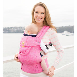 Líllébaby® COMPLETE Woven Baby Carrier - Melon Bellies