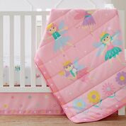 Wildkin Fairy Princess 3 pc Bed in a Bag - Melon Bellies